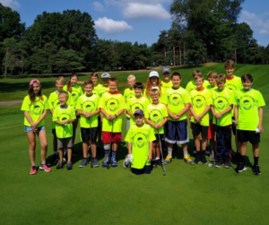 Junior Golf League 2020